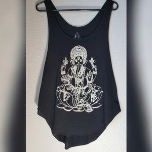 Ganesha Tank Top NWOT